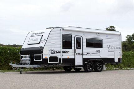 Crusader Caravan - Excalibur #5518 Windale Lake Macquarie Area Preview
