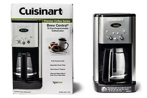 """Cusinart Perfect temperature thermal coffee maker"""