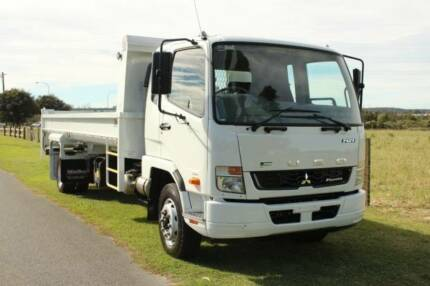 Fuso Fighter 1427 Tipper (FKJ25122Tipper)