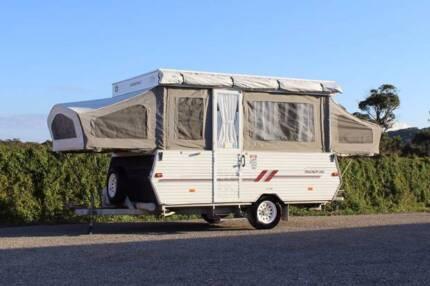 Coromal Caravan - Magnum 380 #5676 Windale Lake Macquarie Area Preview