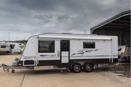 2013 Atlantic Murchison Caravan Medowie Port Stephens Area Preview