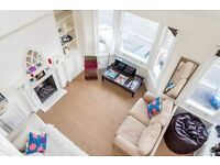 AVAILABLE NOW! Two double bedroom flat in Munster Village w/ mezzanine kitchen / breakfast room