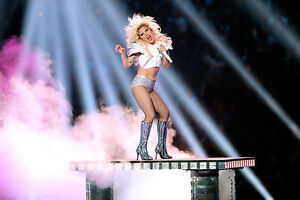 Lady Gaga at Little Ceasers Arena