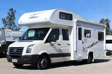Jayco Motorhome - DreamSeeker Renegade #5995 Windale Lake Macquarie Area Preview