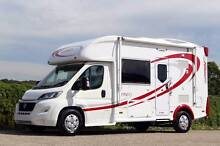 Sunliner Motorhome - Pinto P411 Red Decal #5570 Windale Lake Macquarie Area Preview