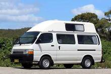 Toyota HiAce - High Roof Camper #5778 Windale Lake Macquarie Area Preview