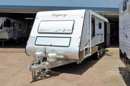 Legacy Caravan - Envy 630 #6840 Windale Lake Macquarie Area Preview