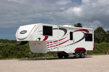 Sunliner Fifth Wheeler - Northshore 25 #5510 Windale Lake Macquarie Area Preview