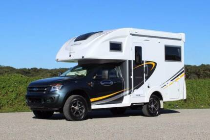 Sunliner Motorhome - Ranger 4x4 #5587 Windale Lake Macquarie Area Preview
