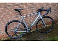Open UP gravel bike. DT Swiss limited edition - number 12 of 30. Size Large. Top spec. £3750 ovno
