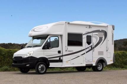 Sunliner Motorhome - Pinto P411 #5623 Windale Lake Macquarie Area Preview