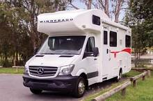 Winnebago Motorhome - Byron #5528 Windale Lake Macquarie Area Preview