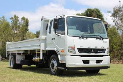 Fuso Fighter 1627 XLWB Tipper (FMJ25080)