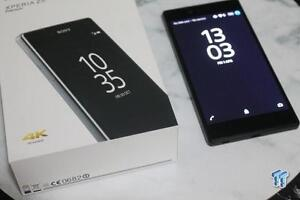 Sony Z5 Premium - Mint with box and 5 cases