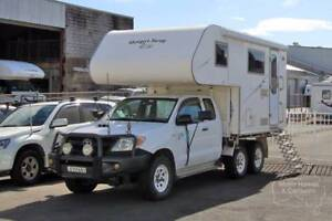 Slide On RV - Toyota Hilux SR Extra Cab #6804 Windale Lake Macquarie Area Preview