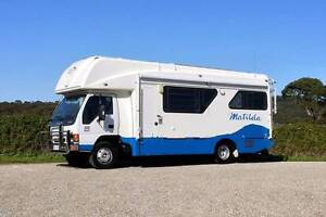 Matilda Motorhome - Henry #6212 Windale Lake Macquarie Area Preview
