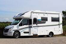 Sunliner Motorhome - Switch S441 Windale Lake Macquarie Area Preview