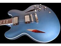 Gibson DG-335 Dave Grohl Pelham Blue