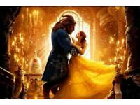 Beauty and the Beast in Concert. REDUCED PRICE!!