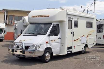 Winnebago (Avida) Motorhome - Freewind 2313SL #6802 Windale Lake Macquarie Area Preview