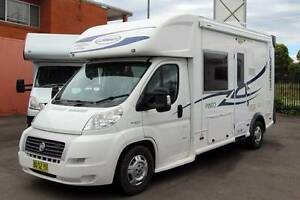 Sunliner Motorhome - Pinto 1 #6431 Windale Lake Macquarie Area Preview