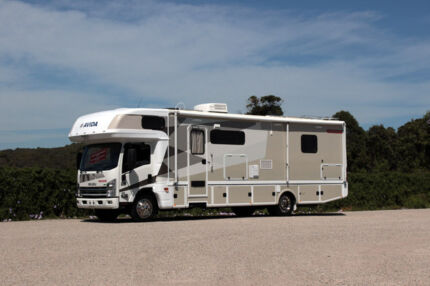 Avida Motorhome - Longreach C9536SL #5388 Windale Lake Macquarie Area Preview