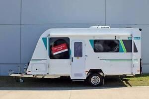 Avida Tourer Caravan - Emerald CV5432QB #6347 Windale Lake Macquarie Area Preview