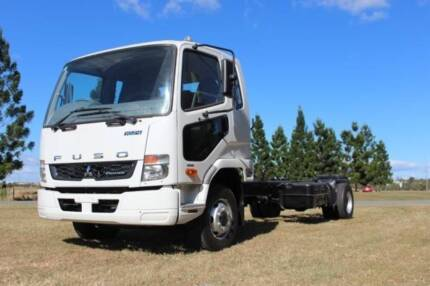 Fuso Fighter 1024 Manual, 10.4GVM, RWPB Cab chassis (FFKJ25266)