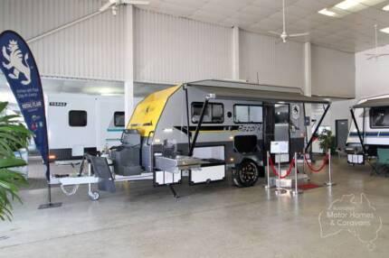 Royal Flair Caravan - Razor XT (Single Beds) #6876 Windale Lake Macquarie Area Preview