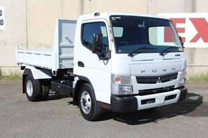 Fuso Canter 715 Wide Factory Tipper- Manual Tipper Rocklea Brisbane South West Preview