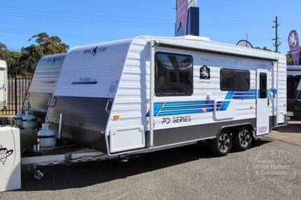 Royal Flair Caravan - Family PD Series (Bunk Beds) #6718 Windale Lake Macquarie Area Preview