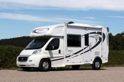 Sunliner Motorhome - Pinto P411 #5464 Windale Lake Macquarie Area Preview