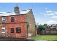 2 bedroom house in Chapel Lane, Peterborough, PE2 (2 bed)