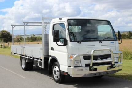 Fuso Canter 515 Wide Tray
