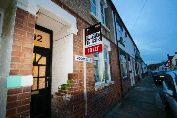 1 bedroom flat in Southampton Road, Northampton, NN4
