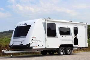 Avida Caravan - Topaz CV7084SL #6031 Windale Lake Macquarie Area Preview