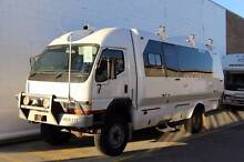 Mitsubishi Canter 4x4 Warrior Camper #6095 Windale Lake Macquarie Area Preview