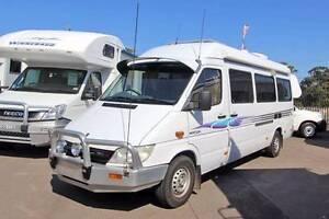 Mercedes Sprinter 313 Horizon Campervan #6380 Windale Lake Macquarie Area Preview