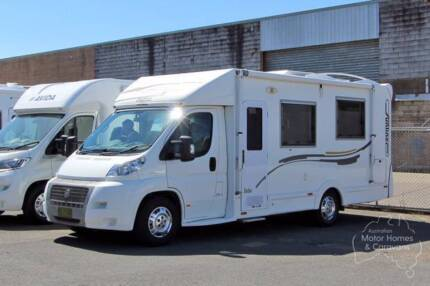 Sunliner Motorhome - Isle #6823 Windale Lake Macquarie Area Preview