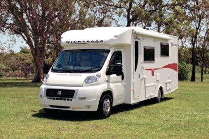 Winnebago Motorhome - Whitehaven B Class #5505 Windale Lake Macquarie Area Preview