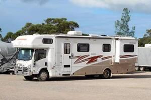 Winnebago (Avida) Motorhome - Longreach C3135SL #6274 Windale Lake Macquarie Area Preview