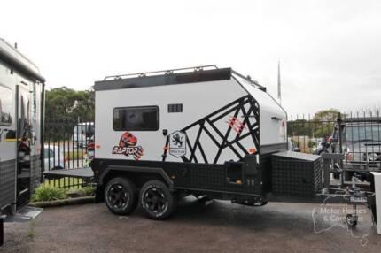 Royal Flair Caravan - Raptor #6951 Bennetts Green Lake Macquarie Area Preview