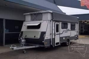 Coromal Caravan - Atlas Pop Top #6758 Windale Lake Macquarie Area Preview
