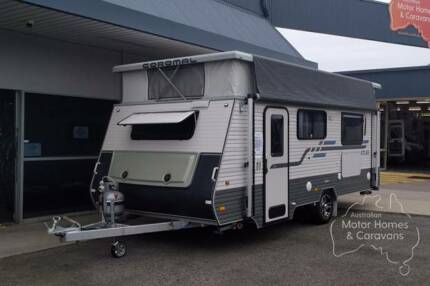 Coromal Caravan - Atlas Pop Top #6758
