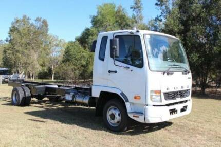 Fuso Fighter 1024 Cab chassis (FKJ25349)