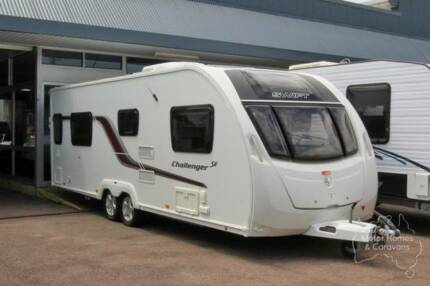Swift Caravan - Challenger SE 620 #6866 Windale Lake Macquarie Area Preview