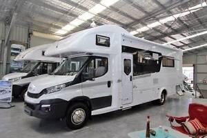 Sunliner Motorhome - Navian N601 #6066 Windale Lake Macquarie Area Preview