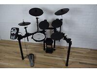 Roland V Drum Kit For Sale. VGC.