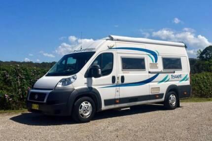 Winnebago (Avida) Campervan - Escape #6927 Windale Lake Macquarie Area Preview