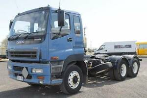 Isuzu CXZ GIGA CAB CHASSIS Cab chassis Waterloo Corner Playford Area Preview